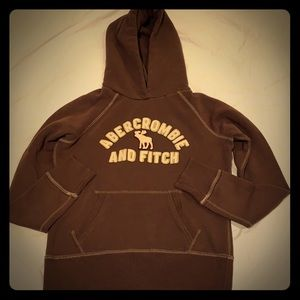 Abercrombie & Fitch Vintage hoodie Size M